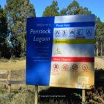 camping penstock lagoon fly fishing tasmania