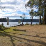 free camping dee lagoon trout fishing tasmania