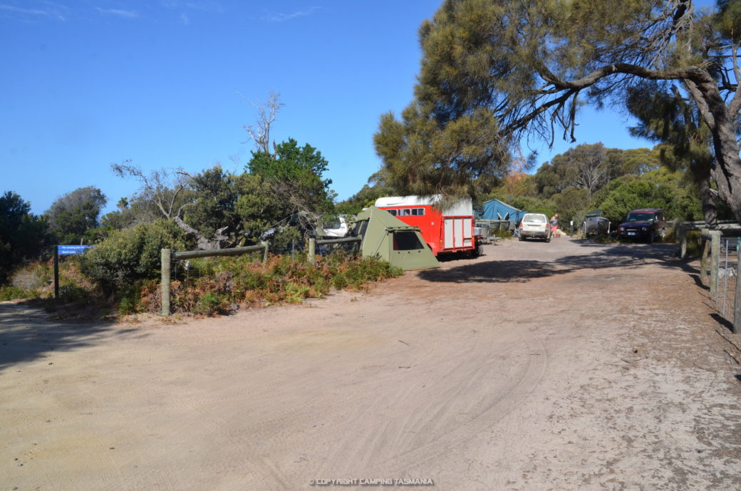 camping waterhouse conservation area