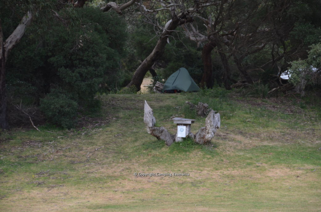 Peppermint Campground Arthur River - Free Camping Tasmania