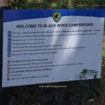 camping black river