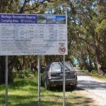 camping montagu park campground smithton tasmania