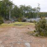camping lake binney trout fishing tarraleah tasmania