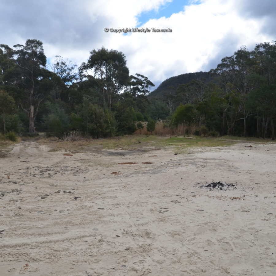 Little Beach Camping - Free Camping Tasmania Map Guide Free Camping
