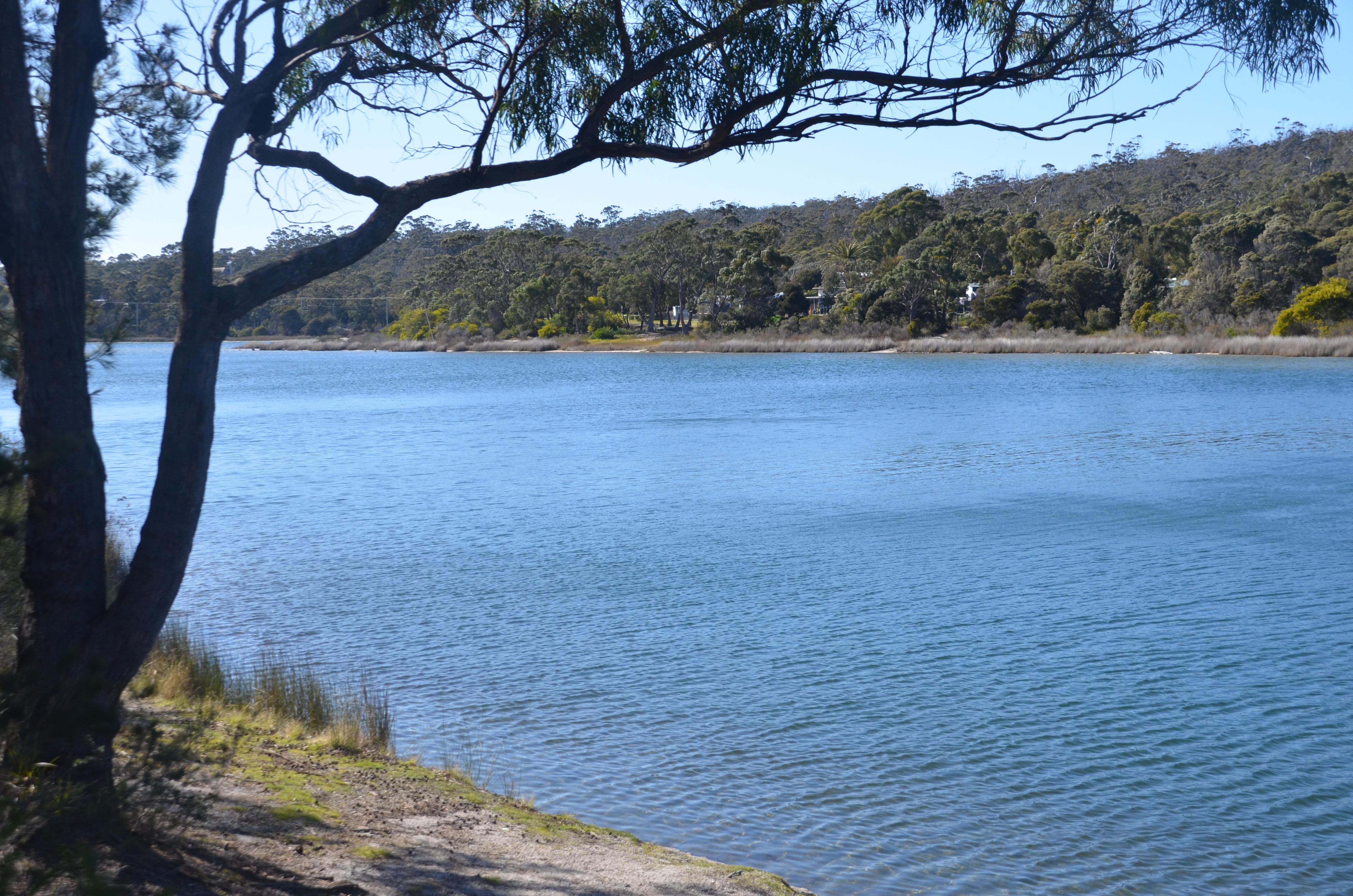 camping grants lagoon