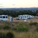coles bay campground freycinet paintball